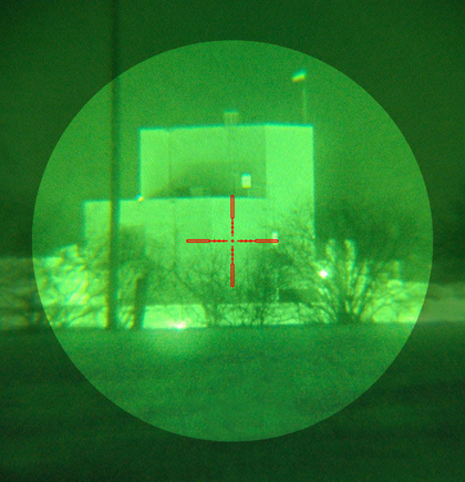 Night Vision Scopes