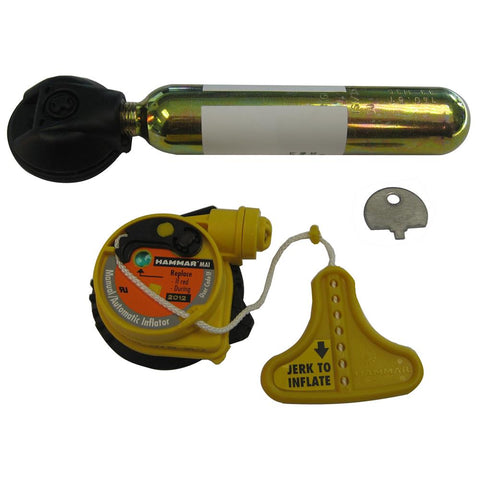 Mustang Hydrostatic Inflator Rearming Kit f-MD3183 & MD3184