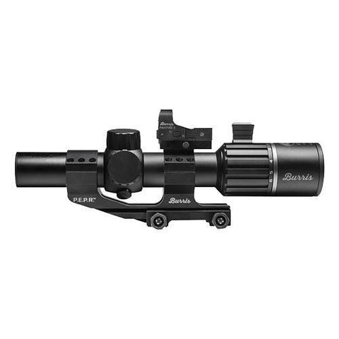M-Tac Riflescope - 1-6x24mm, 30mm Tube, Illuminated Ballistic AR Reticle with FastFire III-Mount