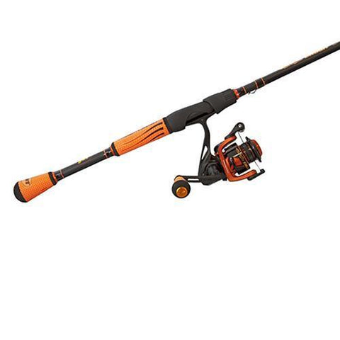 "Lews Fishing Fishing Default Title Mach Crush Spinning Combo - 6.2:1 Gwar Ratio, 11 Bearings, 6'9"" Length, 1pc, Ultra Light Power, Ambidextrous"