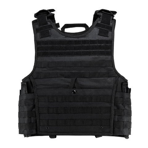 NcStar Clothing/Apparel Default Title Expert Plate Carrier Vest - Large, Black