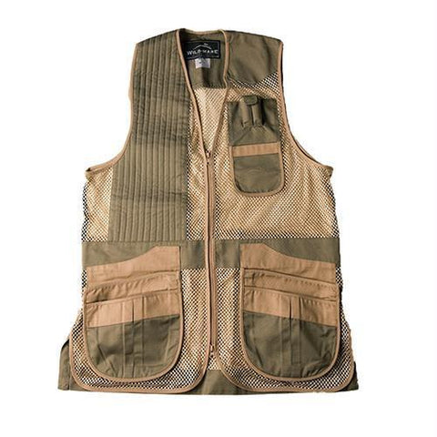 Peregrine Clothing/Apparel Default Title Wild Hare Heatwave Mesh Vest - Sage-Khaki, Right Hand, Large