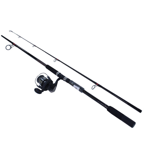 Shakespeare Fishing Default Title Ugly Stik Bigwater Trolling Combo - 70 Reel Size, 2 Bearings, 10' 2pc Rod, 15-30 lb Line Rating, Medium-Heavy Power