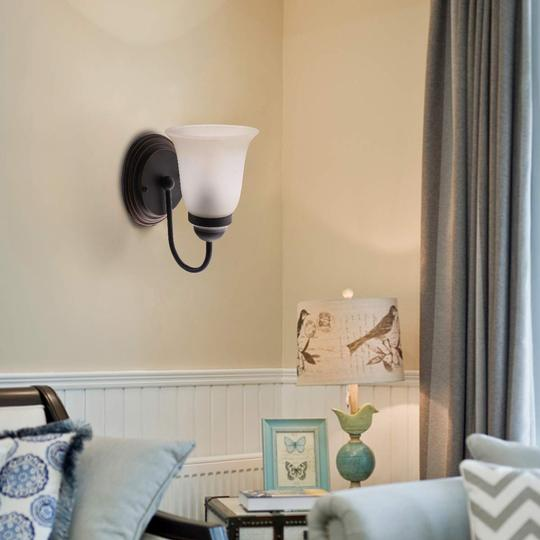 Wall lights don't only provide your guests with lighting