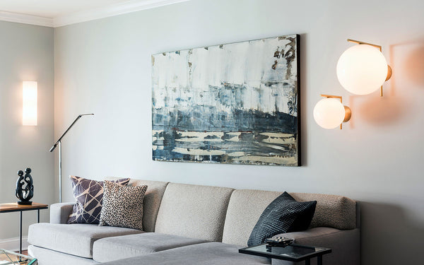 Wall sconces are very versatile fixtures that can look and perform well in almost any room in the house
