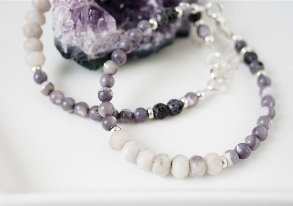LUX Lava Bracelet ▾ Limited Edition (006) - Lava Essential Oils