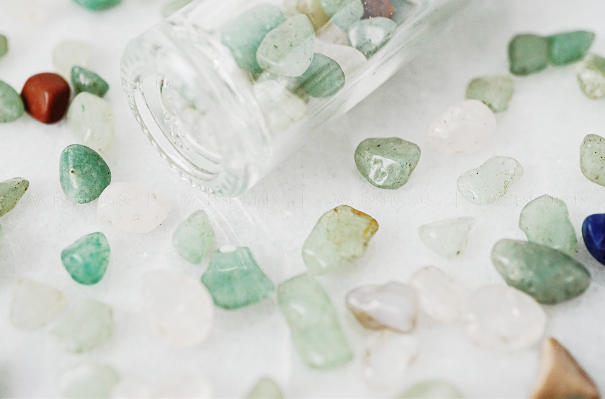 Green Quartz - Lava Essential Oils
