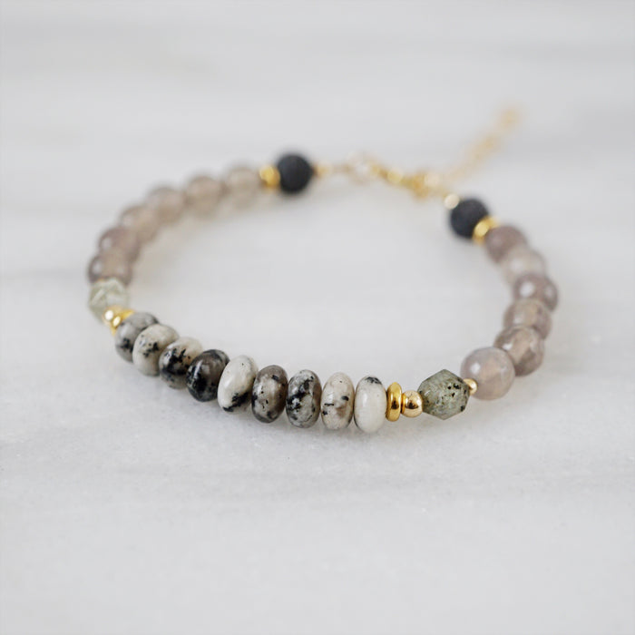 LUX Lava Bracelet ▾ Limited Edition (005) - Lava Essential Oils