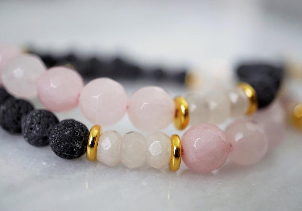 LUX Lava Bracelet ▾ Limited Edition (020) - Lava Essential Oils