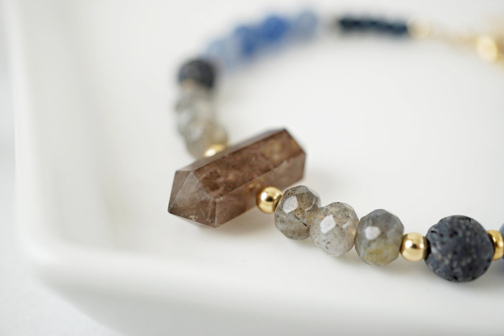 LUX Lava Bracelet ▾ Limited Edition (014) - Lava Essential Oils