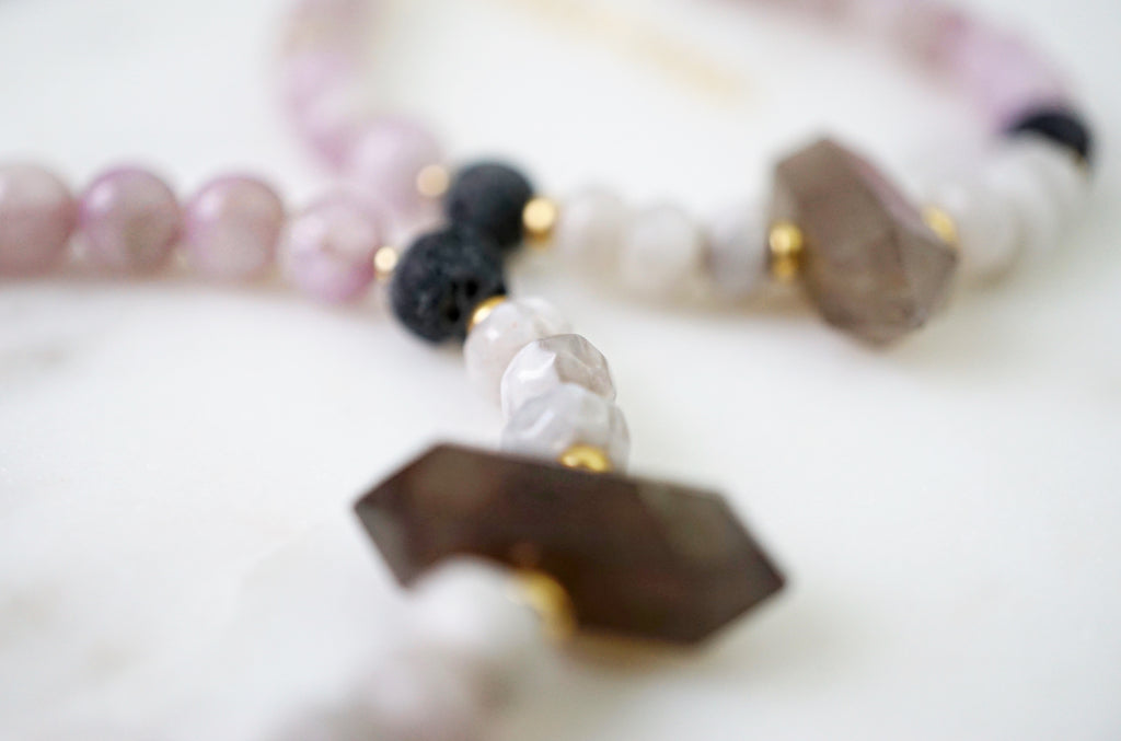 LUX Lava Bracelet ▾ Limited Edition (024) - Lava Essential Oils