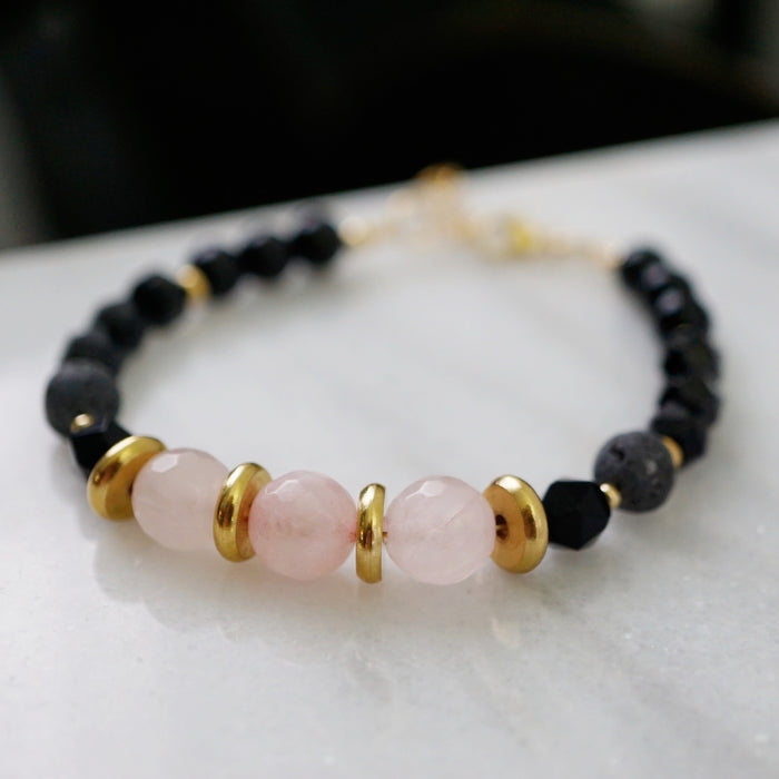 LUX Lava Bracelet ▾ Limited Edition (021) - Lava Essential Oils