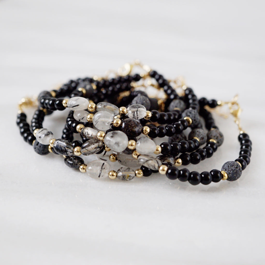 LUX Lava Bracelet ▾ Limited Edition (009) - Lava Essential Oils