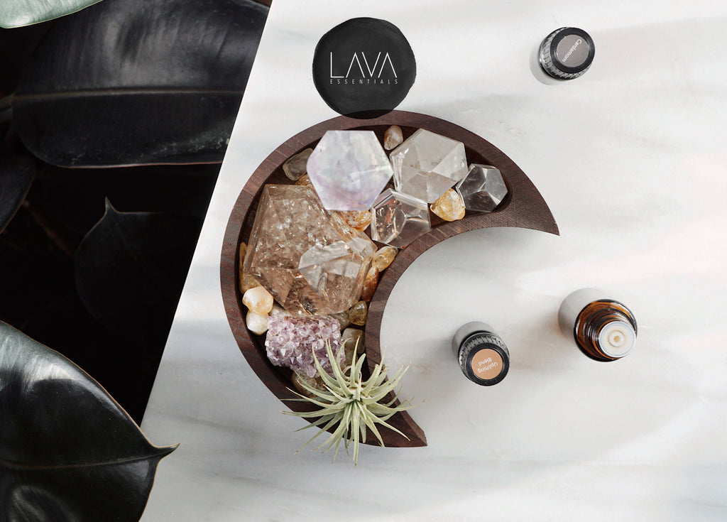 mini Moon Tray - Lava Essential Oils