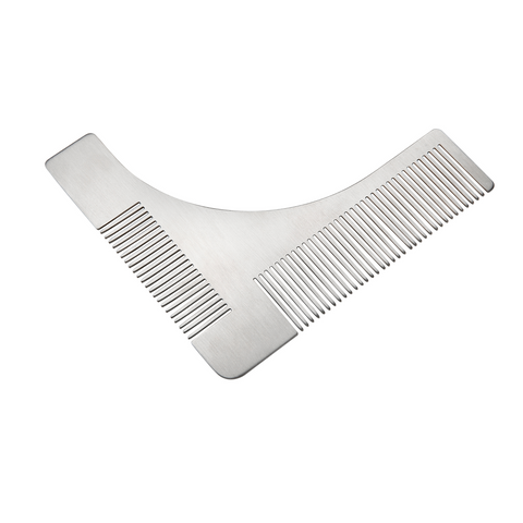 Naked Armor Beard Template Trimming Comb