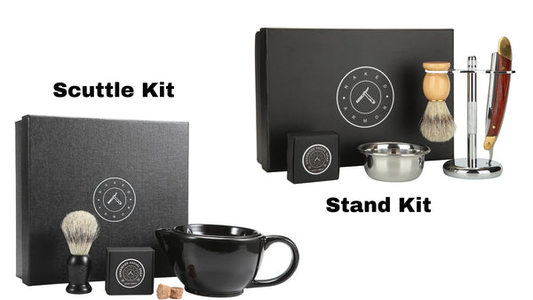 Naked Armor Scuttle & Stand Kit