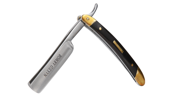 Solomon Straight Razor Black