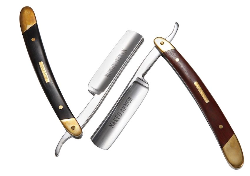 Straight Razor Set | Solomon Black