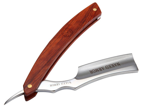 Thor Stainless Steel Straight Razor