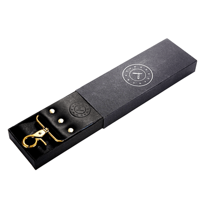 Blue Eel Strop | Black