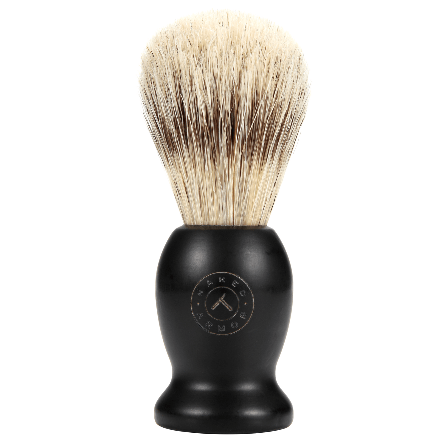 Swedish Black Wood Shaving Brush
