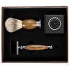 Spartacus Sandalwood - Safety Razor Kit