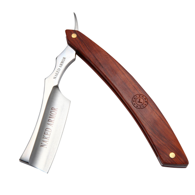 Thor Straight Razor Kit Brown | Men's Gift Box