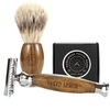 Spartacus Sandalwood | Safety Razor Kit