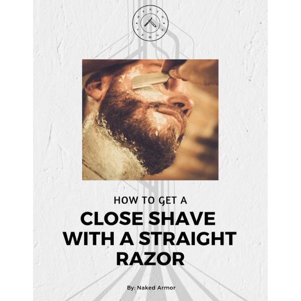 How To Get A Close Shave With A Straight Razor