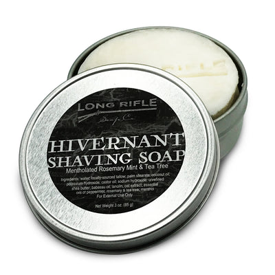 Hivernant Shaving Soap Puck