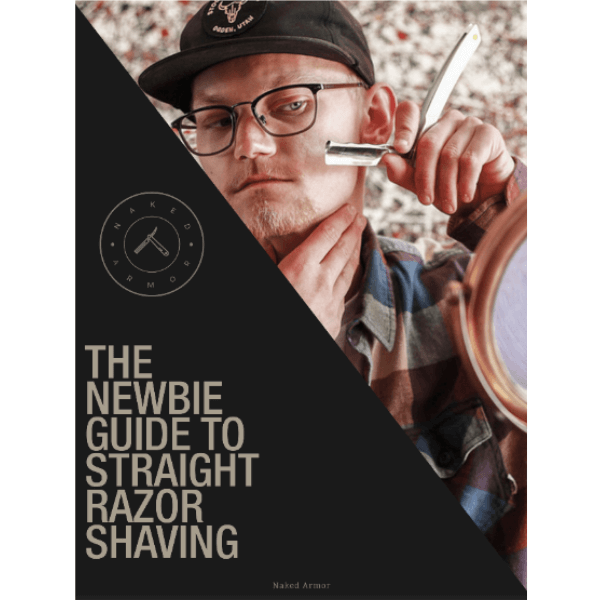 The Newbie Guide To Straight Razor Shaving