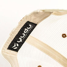 Timber Collection - Latte and Stone Snapback Trucker