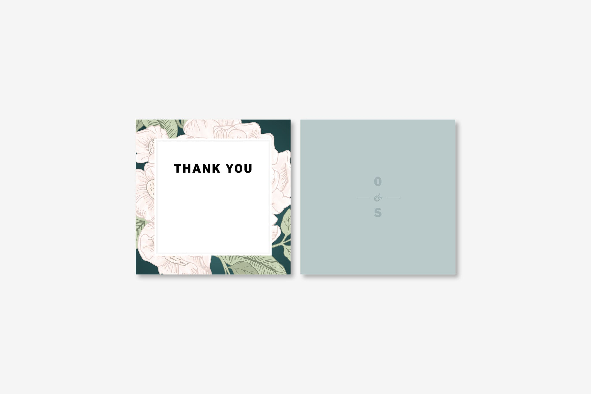 Wedding Thank You | Blooms | Designed in Perth, Australia