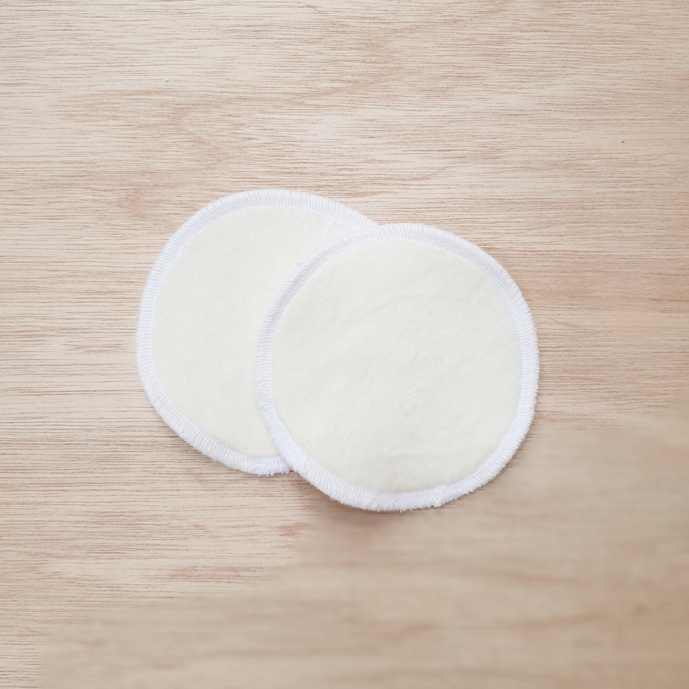 Bamboo Reusable Nursing Pads - 1 pair