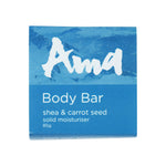 Ama Body Bar - Shea & Carrot Seed - 85g
