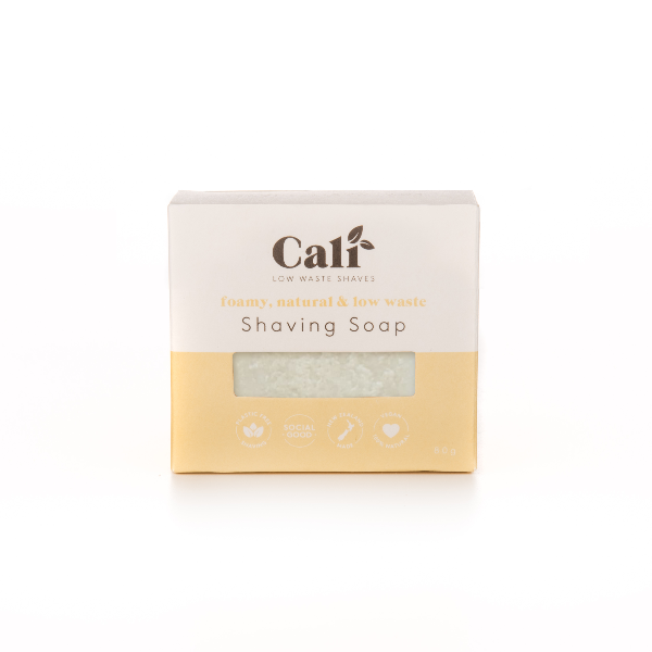 Cali Natural Shaving Soap