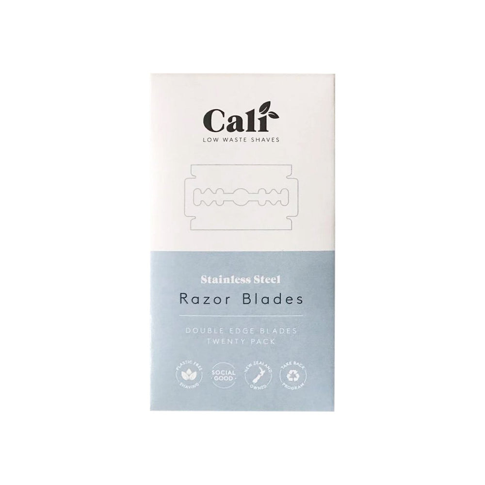 CaliWoods Safety Razor Blades