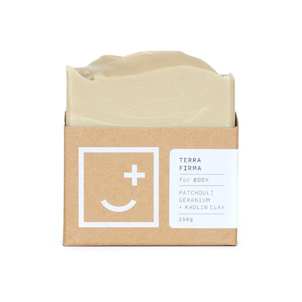 Fair & Square Terra Firma Soap - 150g