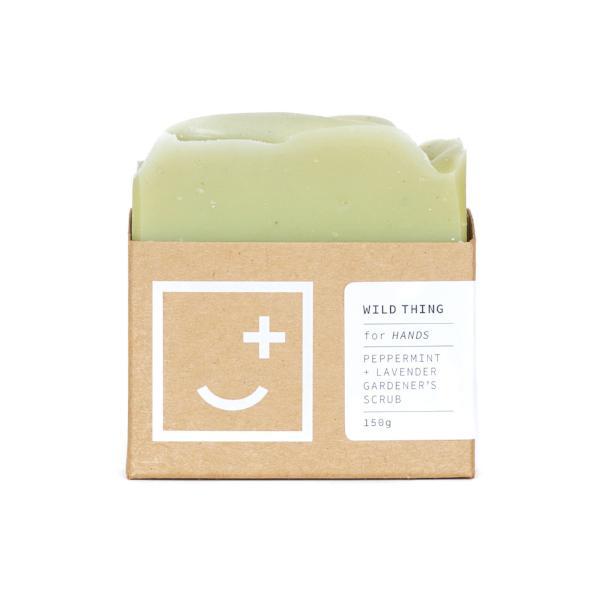 Fair & Square Wild Thing Soap - 150g