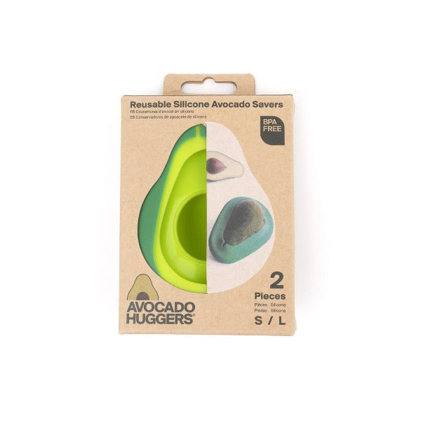 Food Huggers - Reusable Avocado Savers - 2 set