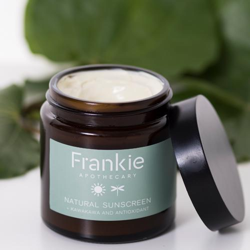 Frankie Apothecary SPF50 Natural Sunscreen & Bug Repellent - 65ml