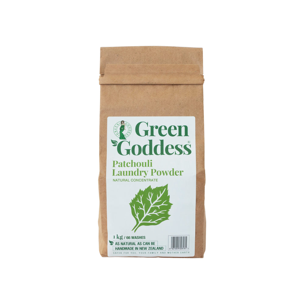 Green Goddess Natural Laundry Powder