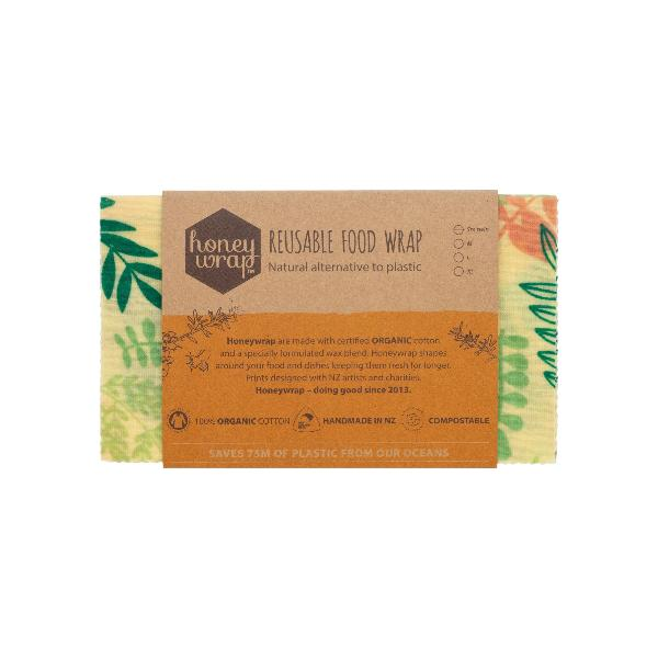 Honeywrap Small Twin Pack Beeswax Wraps