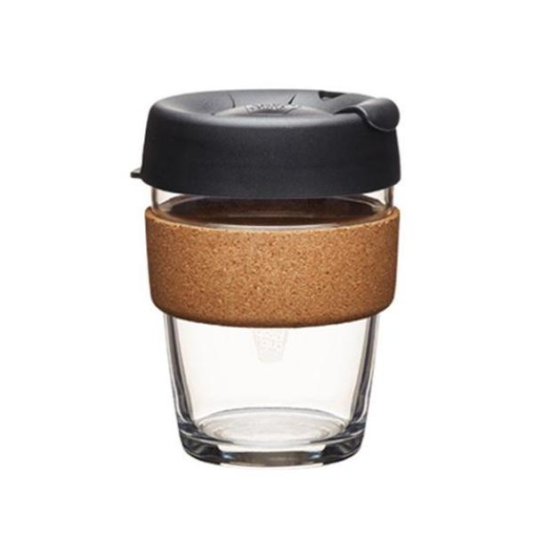 KeepCup Brew - Zero Waste Reusable Glass Coffee Cup
