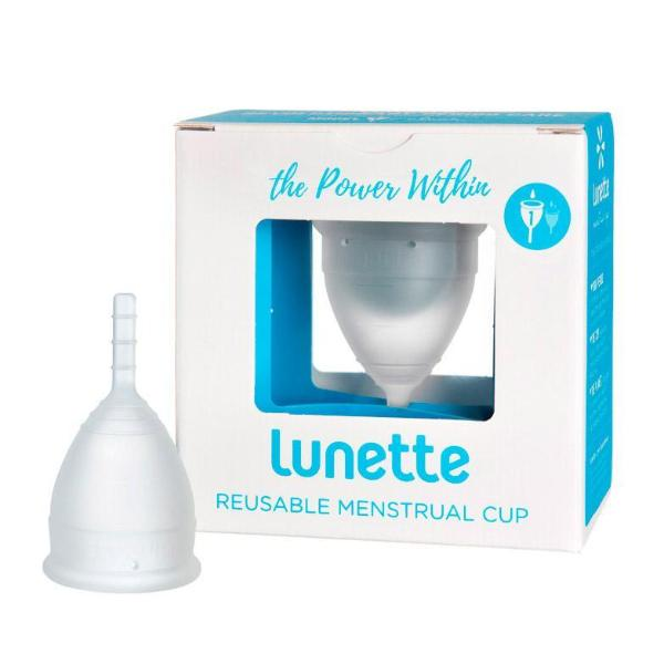 Lunette Reusable Menstrual Cup - 2 sizes
