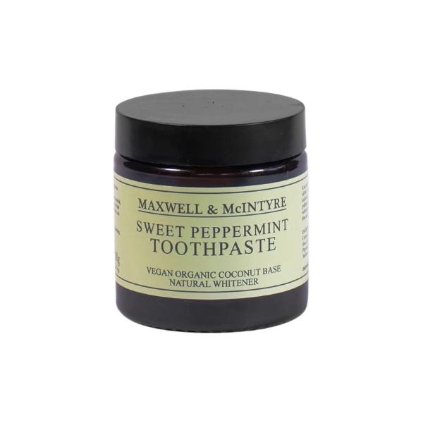 Maxwell & McIntyre Sweet Peppermint & Coconut Oil Toothpaste