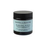 Maxwell & McIntyre Baking Soda & Coconut Oil Toothpaste