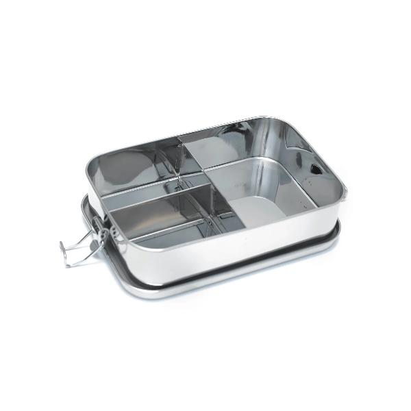 Stainless Steel Bento Lunchbox Large - Leak Proof