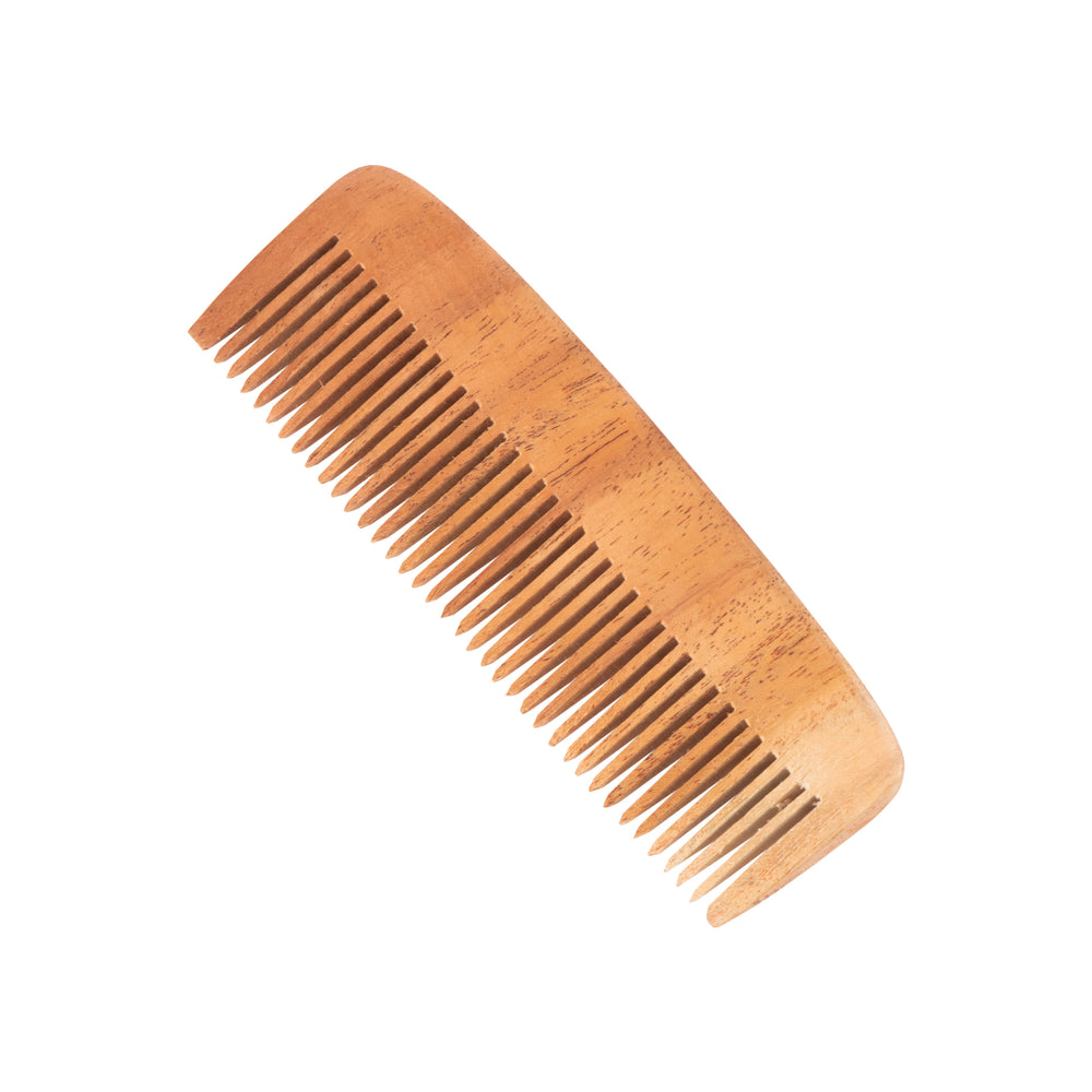 Mini Wooden Pocket Comb