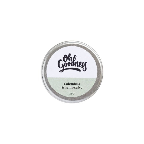 Oh Goodness Calendula & Hemp Salve